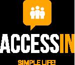 Logo accessin